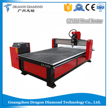 Multifunctional CNC Router 4ft by 8 ft with 3kw Water Cooling Spindle ,DSP controller system,aluminum T-slot CNC table