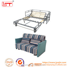 adjustable sofa bed metal fold-able double size sofa bed mechanism frame A8081