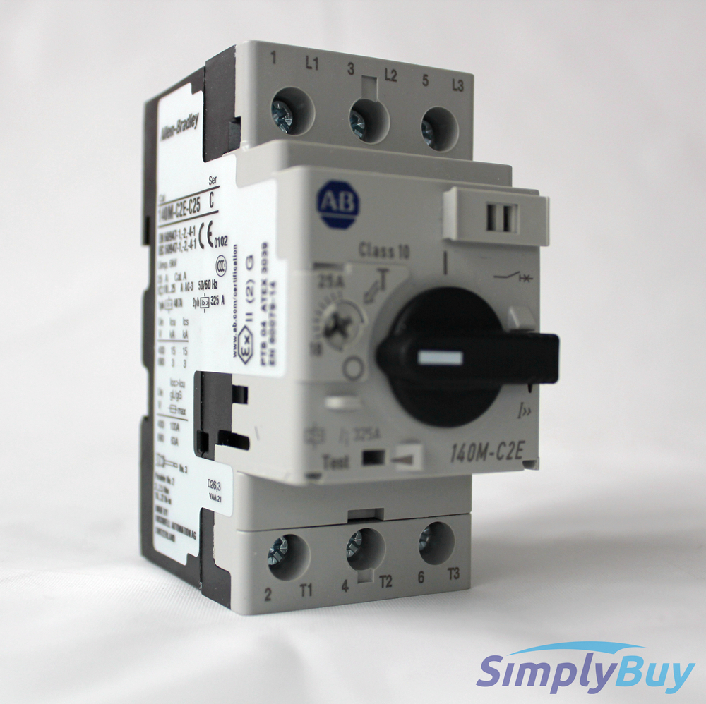 single phase motor protection circuit breaker