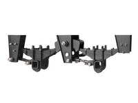 German style suspensions suspension trainers for semi trailers