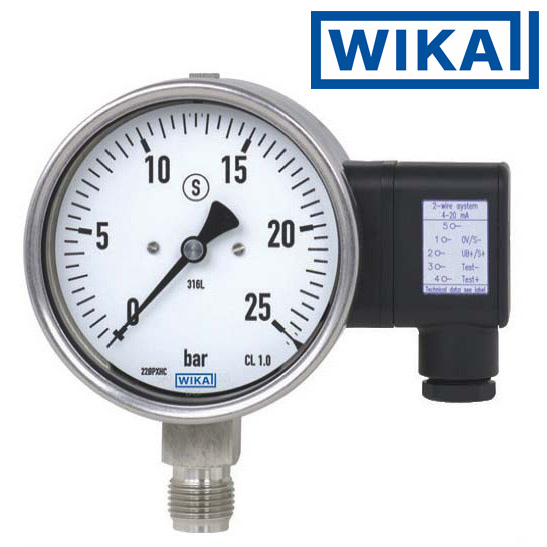 Wika Pressure Switch