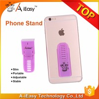 customize Universal mobile phone stand for iphone 5 ,mobile phone holder in car, universal tablet holder