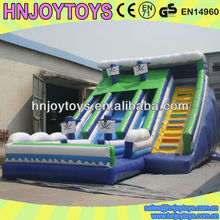 Cool! classical inflatable pirate slide