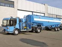 Aviation refueling tanker