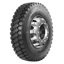 mining tire made in China heavy duty truck tire 1200r20 with big block pattern for mining dump truck