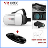 2016 Hot Sale Google cardboard VR BOX 2.0 Version VR Virtual Reality 3D video Glasses For 3.5 - 6.0 inch Smartphone