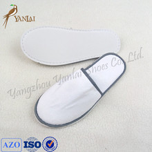 cheap disposable shower hospitality slippers