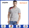 China spandex cotton new style great quality striped polo t shirts shirt