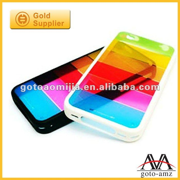 new Rainbow phone Case for iphone 4