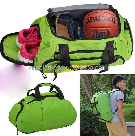 2016 personality sport bag gym backpack
