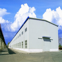 earthquake proof prefabricated mobile construction design metal industrial steel structure warehouse