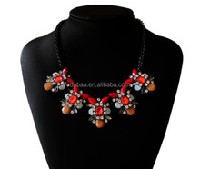 Yiwu Dubaa Fashion Jewelry Factory,Wholesale Alibaba Trendy Necklaces 2014,Pendant Chain Necklace