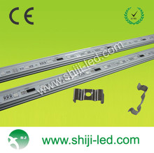Led pixel bar, rgb strip led tube waterproof Ip67 for outdoor building
