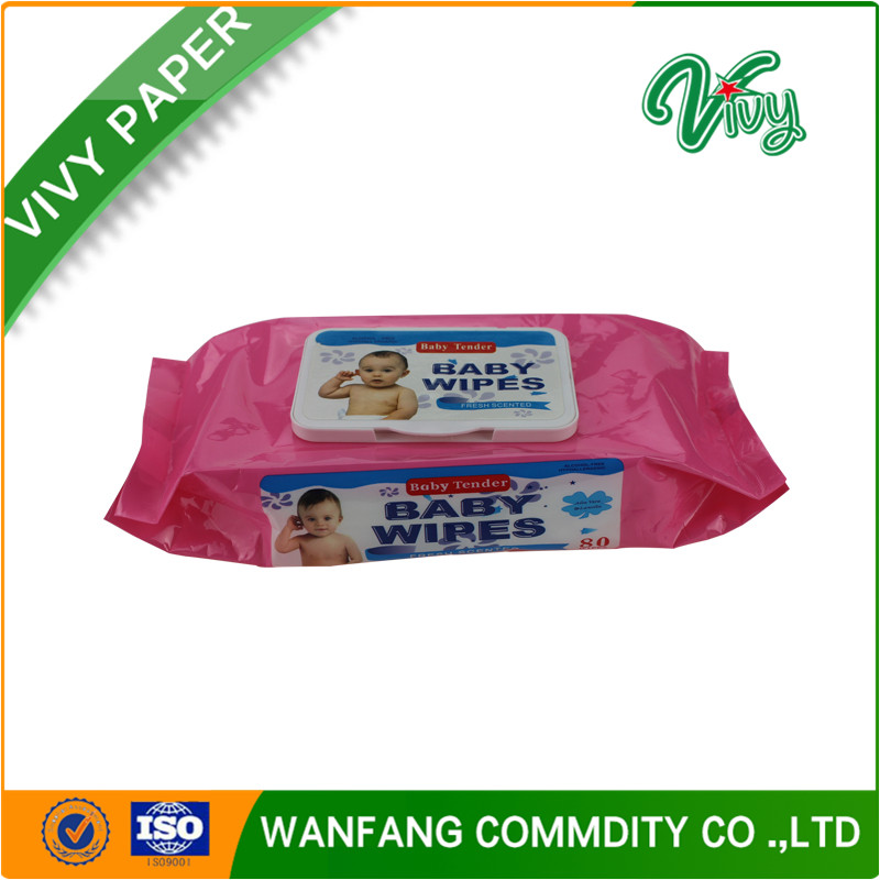 plastic containers for magic wet wipes/soft wet tissue