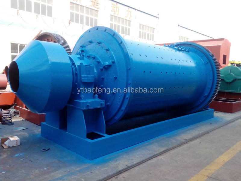 energy saving gold grinding machine tube wet grid ball mill used in Sudan