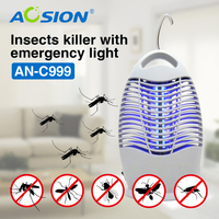 Aosion camping High voltage electric insect mosquito insect killer factory
