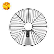 Factory Supply stainless steel metal spiral fan cover guard