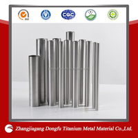 china titanium young girl tubes