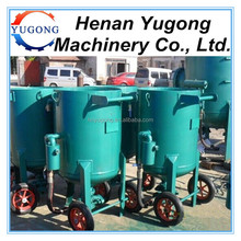 Top Seller Small Used Wheel Sand Blasting Machines YG1000