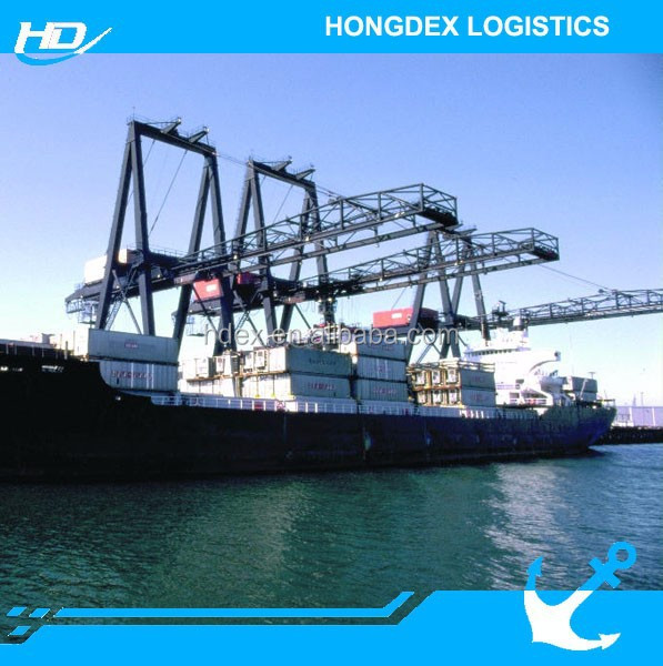 LCL cargo ship price from China to USA