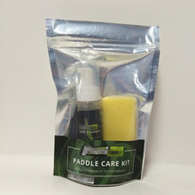Liquid Paddle Care Kit Rubbers Surface Cleaner Kit With Sponge For Ping-pong