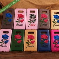 New Phone Accessories Shockproof Fashion Rose