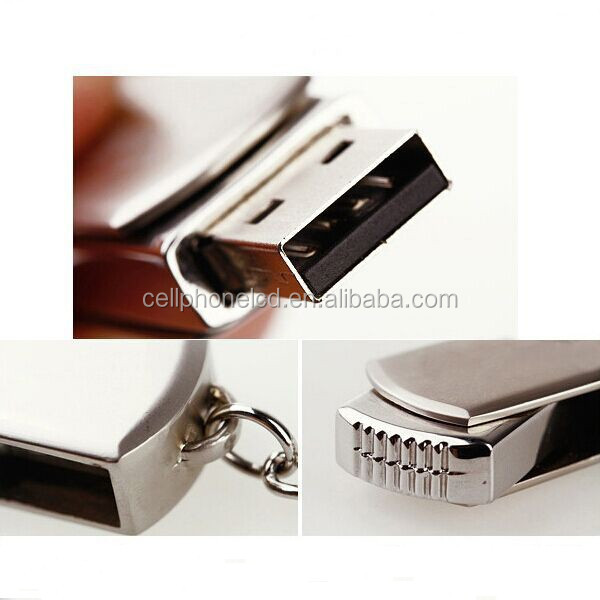 Factory Price USB 2.0 Rotate Style Swivel USB Flash Memory 16GB