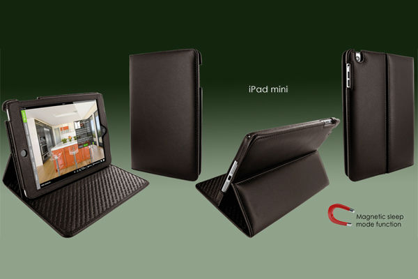 Cinema Leather case for iPad Mini