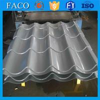 manufacturing corrugated galvanized roofing steel sheet raw material for corrugated roofing sheet with high quality