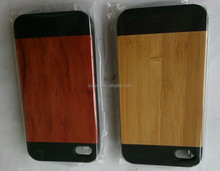Wholesale wood phone case for samsung galaxy n7100 s5 9300