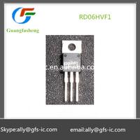 new Transistor RD06HVF1