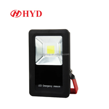 HYD80105 top seller amazon COB portable LED rechargeable work light lamp LED emergency flood light led flood light 30W