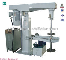 pneumatic lifting system High speed paint mixer