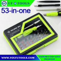 53 in 1 Multi-purpose precision Magnetic Screwdriver Set for PC Notebook phone phone