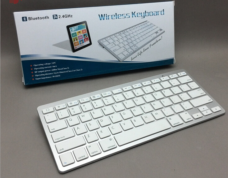 Bluetooth Wireless Keyboard For Tablet Pc For Ipad