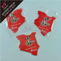 China manufacturer Supply cheap souvenir cherry car air freshener for car