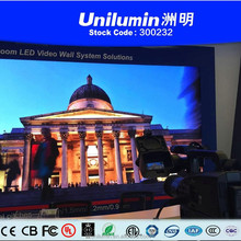 P2.6 Flexible indoor led screen for rental use