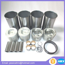 Engine spare parts cylinder liner kits for Kia