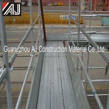 Galvanised Steel Scaffolding Toe Board to Prevent Falling Objects