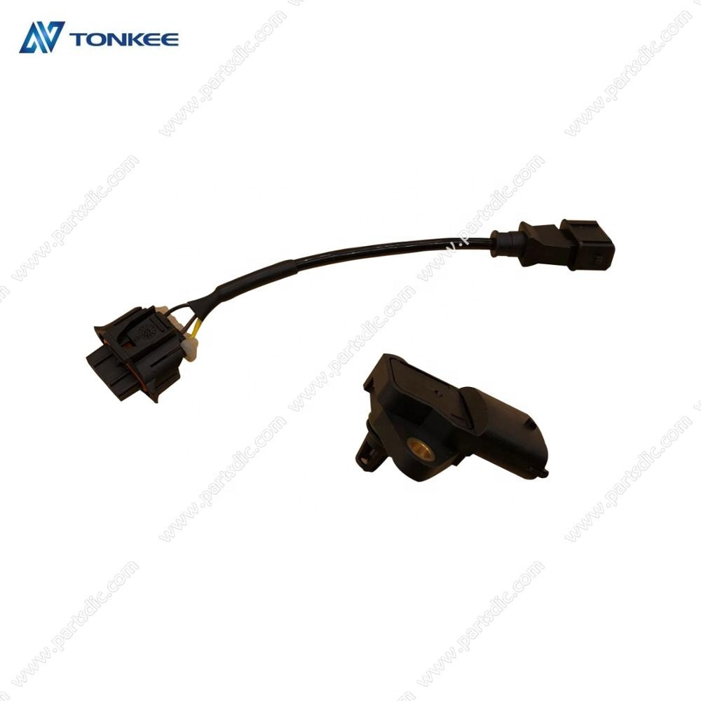 VOE20450693 Booster pressure sensor EC160B EC180B EC290B EC240B EW160B EW180B EW200B EW145B cable and battery suitable for VOLVO