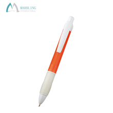 Marbling Private Label Retractable Ballpoint Pen With Logo Mechanism