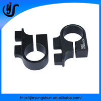 Customized drawing aluminum milling cnc machine motorcycle body parts