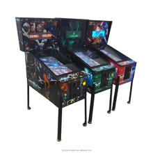 Chinese Manufacturer Indoor Coin Operated Entertainment 32 inch Virtual Pinball Arcade Games Machine