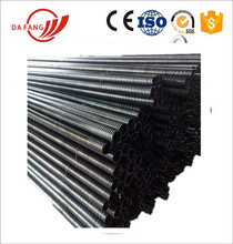 high quality prestressed galvanized corrugated steel pipe