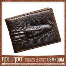 Highest Quality Leather Men Wallets High Quality Luxury