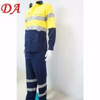 Work uniform 100 cotton shirt
