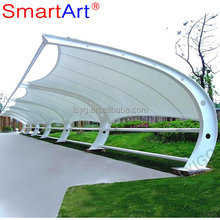 Restaurant Canvas Carport Canopy In Guangdong