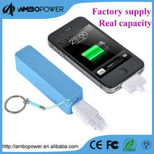 using on traveling and outdoor activities portable power bank