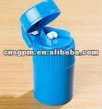Plastic Round Pill Cutter And Pill