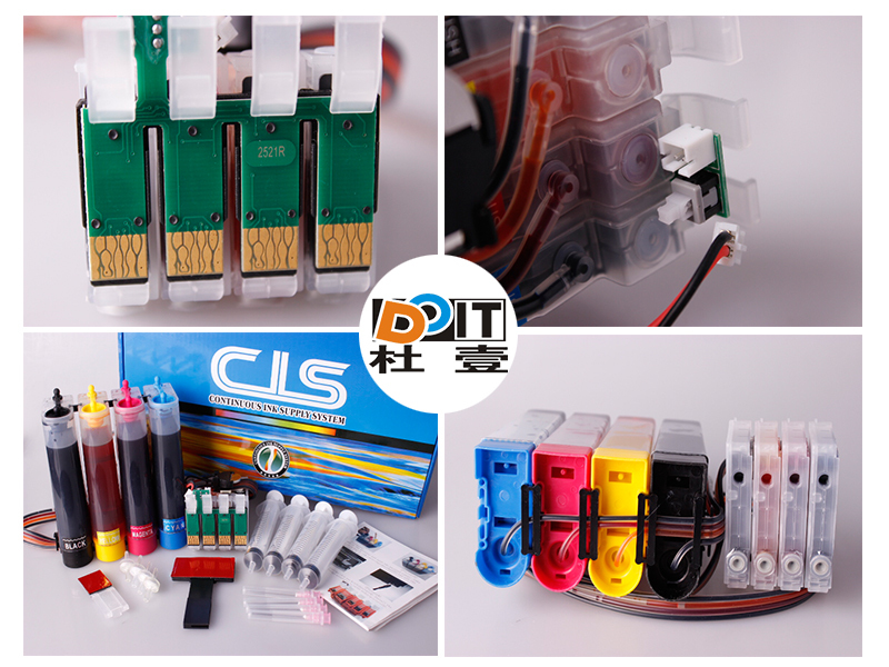 ciss T2521,T2522,T2523,T2524 Newest CISS for EPSON WF3640/ WF3620 CISS